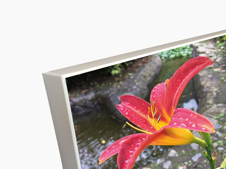 3D Bildträger für Fotos