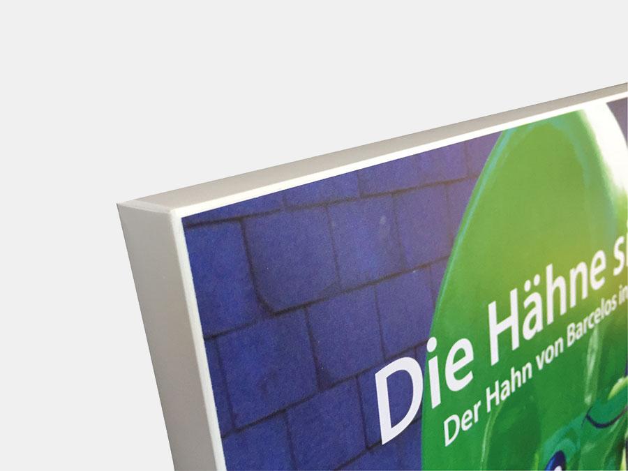 3D Bildträger Kalenderblatt