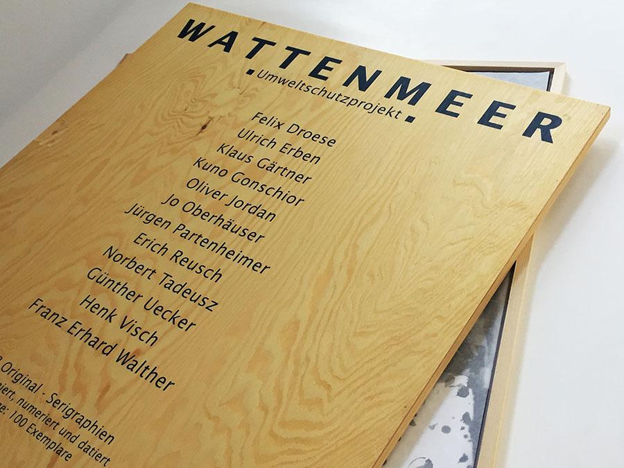 Außenansicht Kassette des Wattenmeer-Umweltschutzprojektes
